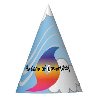 Der KEGEL des UNGEWISSHEIT Partyhütchen