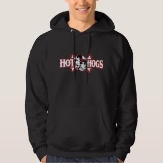 Der klassische Kapuzenpulli heißer Hogs™ Männer Hoodie