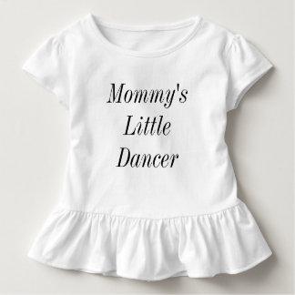 Der kleine Tänzer der Mama Kleinkind T-shirt