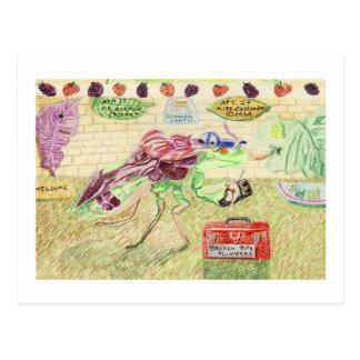 Der Klempner Postkarten