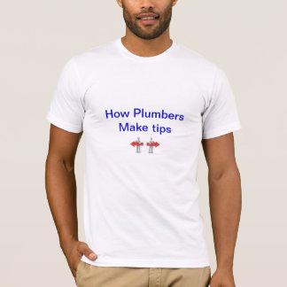 Der Klempner T-Shirt