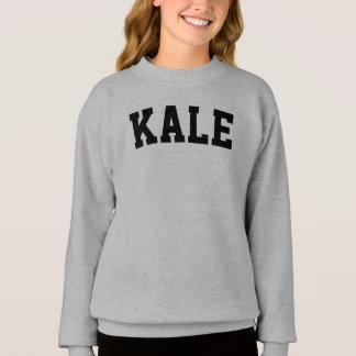 Der Kohl-Sweatshirt der Mädchen Sweatshirt