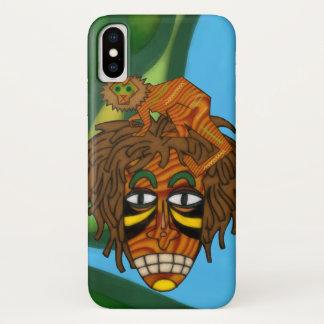 Der Kongo JoJo iPhone X Hülle