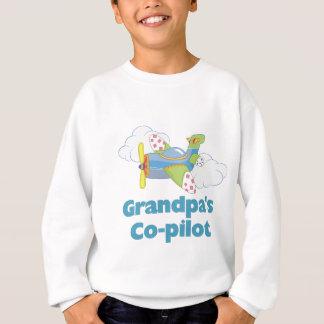Der Kopilot-Junge des Großvaters Sweatshirt