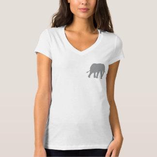 Der Kreis der Frauen retten die Elefanten T-Shirt