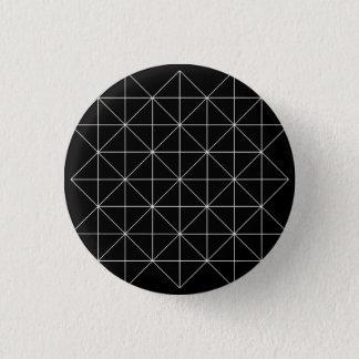 Der Kristalltempel Runder Button 2,5 Cm