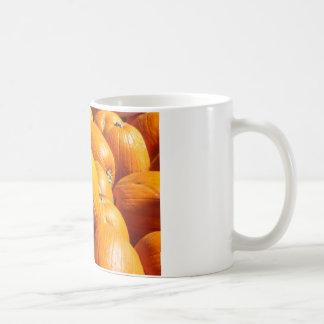 Der Kürbis-Flecken Kaffeetasse