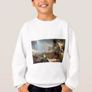 Der Kurs des Reiches: Zerstörung durch ThomasCole Sweatshirt
