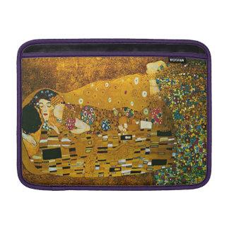 """""""Der Kuss"""" Gustav Klimt 13"""" MacBook-Luft-Hülse MacBook Air Sleeve"""