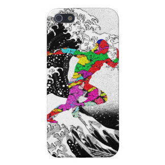 Der Läufer Etui Fürs iPhone 5
