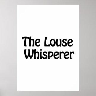 der Laus Whisperer Poster