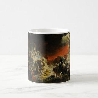 Der letzte Tag von Pompeji durch Karl Briullov Kaffeetasse