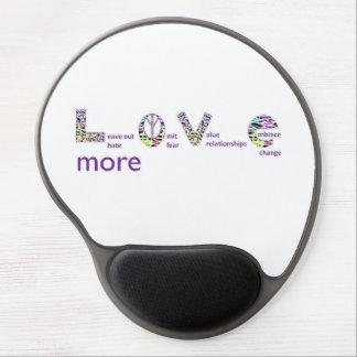 Der Liebe Mausunterlage mehr - Gel Mouse Pad