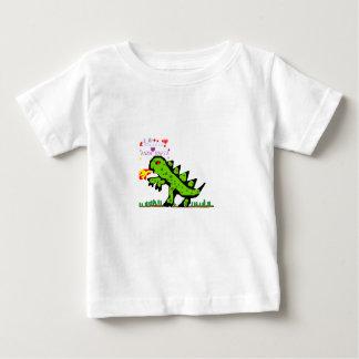 Der litlle Drache-Baby T - Shirt