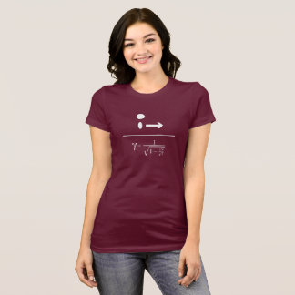 Der Lorentz Faktor T-Shirt