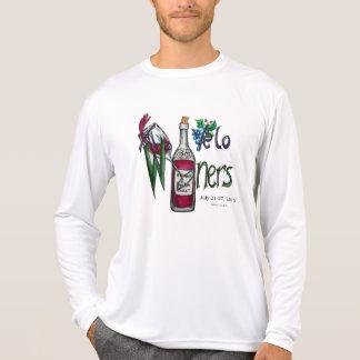 Der LS-Shirt der Männer der Velo Winers Radfahrerb Shirts