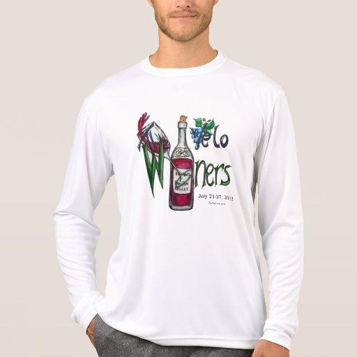 Der LS-Shirt der Männer der Velo Winers Radfahrerb
