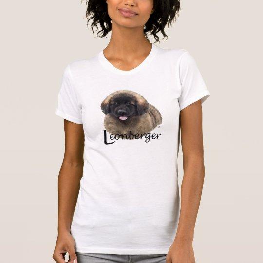 Der Ludwig der Frauen der Leonberger Welpen-T - T-Shirt