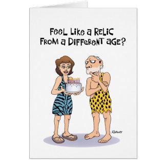 Der lustige 50. Geburtstag der Männer Karte