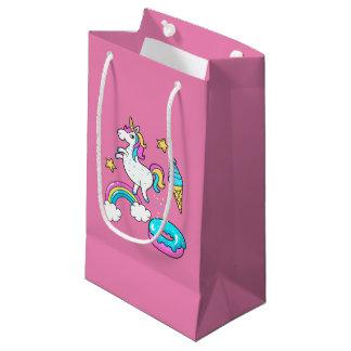 Der lustige Unicorn, der Regenbogen kackt, Kleine Geschenktüte