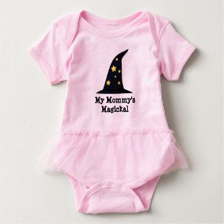 Der Magickal meiner Mama Tutu-Körper-Anzug Baby Strampler