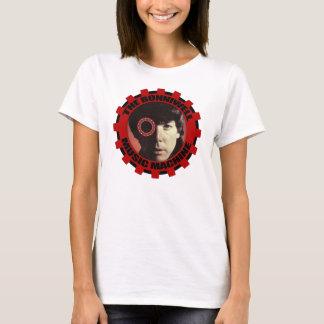 Der Mann in der Maschine T-Shirt
