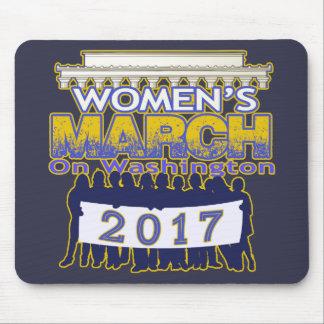 Der März Million Frauen auf Washington Mousepad