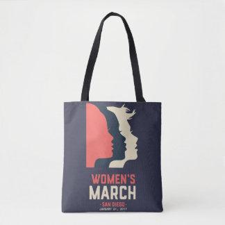Der März-Tasche San Diego Frauen Tasche