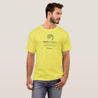 Der MdDS der Männer Bewusstseins-grundlegender T - T-Shirt
