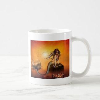 Der Meerjungfrau-Schatz Kaffeetasse