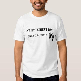 Der mein 1. Vatertag Hemd