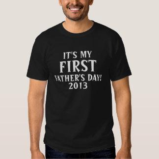 Der mein erste Vatertag Shirts