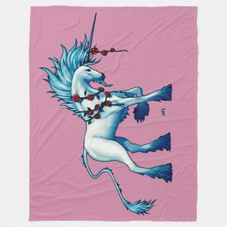 Der meiste populäre Einhorn-Lord Fantasy Art Fleecedecke