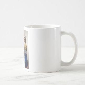 Der MilkMaid Kaffeetasse