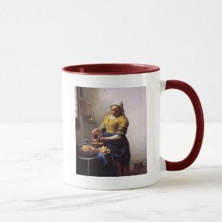 Der Milkmaid Tasse