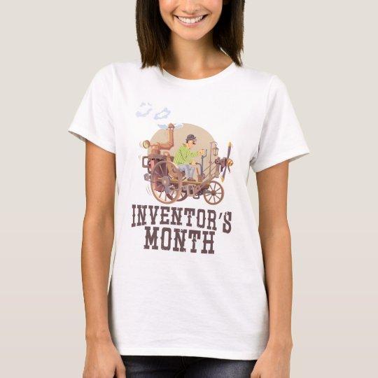 Der Monat des Erfinders T-Shirt