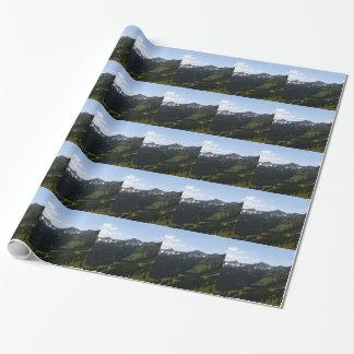 Der Mount Rainier 3 Geschenkpapier