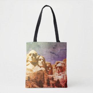 Der Mount Rushmore 1974