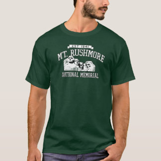 Der Mount Rushmore nationales Memorial Park T-Shirt