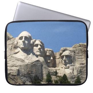 Der Mount Rushmore nationales Präsidentenmonument Computer Schutzhülle