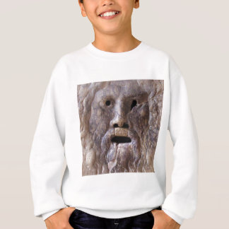 Der Mund der Wahrheit - Rom, Italien Sweatshirt
