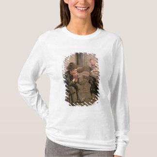 Der Mund-Organ-Spieler T-Shirt
