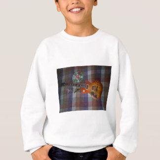 Der Musiker des Kindes Sweatshirt