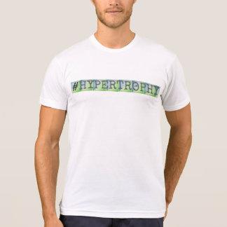 Der Muskel-T - Shirt der Hashtag