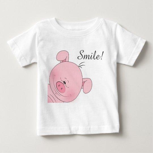 Der niedliche T - Shirt des rosa