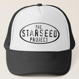 Der offizielle Starseed Projekt-Fernlastfahrer-Hut Truckerkappe