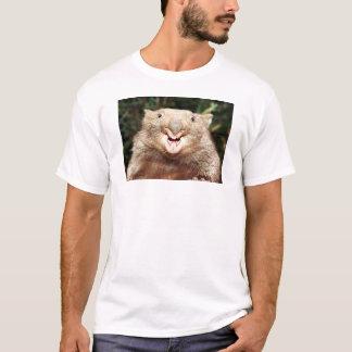Der offizielle Wombat Softball 2007 Jersey T-Shirt