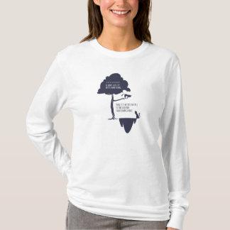 Der Optimismus des Pessimisten: Furcht vor T-Shirt