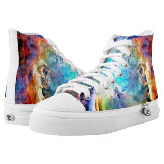 Der Orions-Nebelfleck Hoch-geschnittene Sneaker