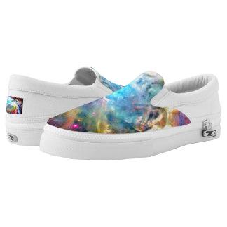 Der Orions-Nebelfleck Slip-On Sneaker